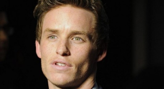 Eddie Redmayne Image
