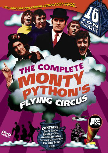 Monty Python's Flying Circus Complete 16 Ton Megaset DVD box set