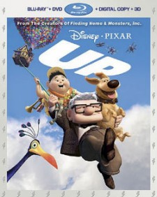Up Blu-ray cover