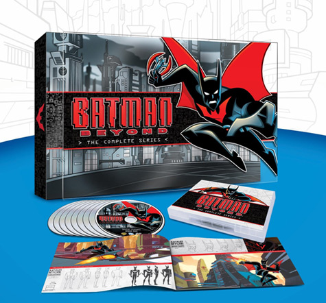 Batman Beyond: The Complete Series DVD Set