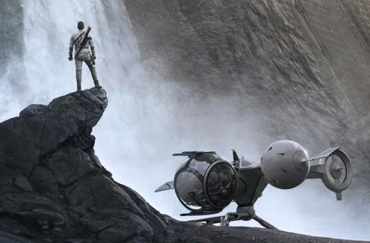 Oblivion Poster Header Image