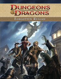 Dungeons and Dragons: Forgotten Realms