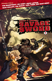 Robert E. Howards Savage Sword, Volume 1