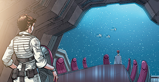 Dark Horse: Star Wars #1