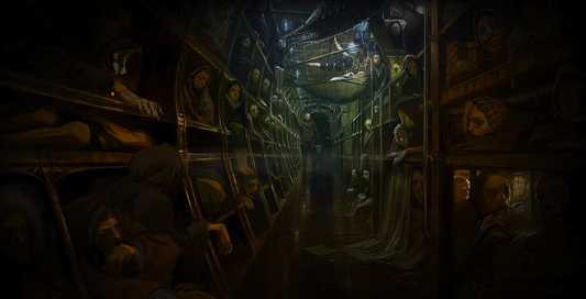 Snowpiercer Concept Art Header