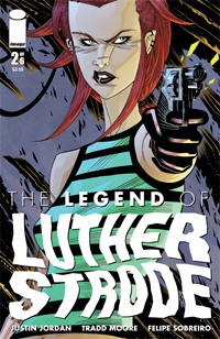 The Legend of Luther Strode #2