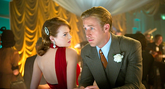 Gangster Squad: Stone and Gosling