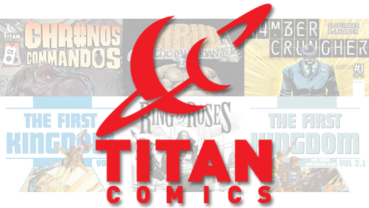 Titan Comics header
