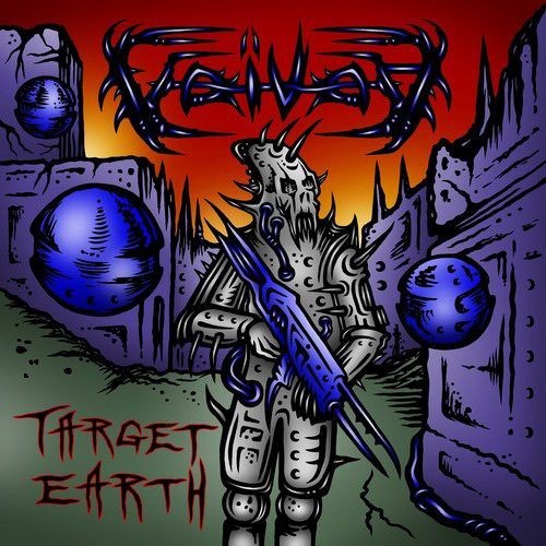 Voivod Target Earth