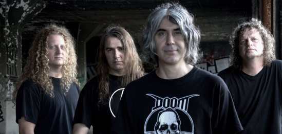 Voivod - Michel &#039;Away&#039; Langevin, front