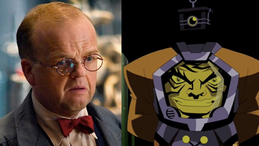 Toby Jones, Arnim Zola Image