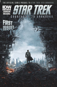 Star Trek Countdown To Darkness #1