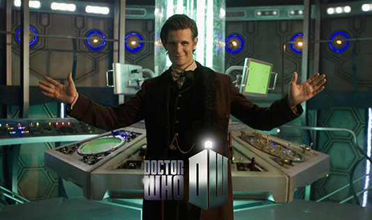 Doctor Who Series 7 Returns March 30