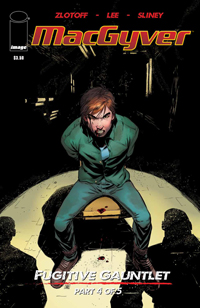 MacGyver: The Fugitive Gauntlet #4