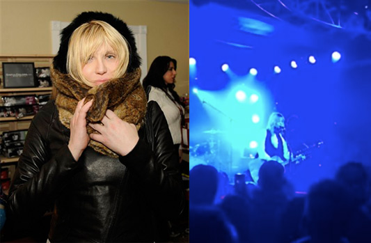 Courtney Love Sundance