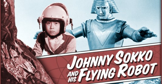 Johnny Sokko and His Flying Robot