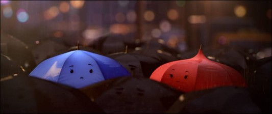 Pixar&#039;s The Blue Umbrella
