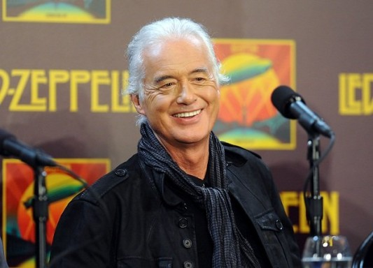 Happy Birthday To Led Zeppelin Guitarist Jimmy Page