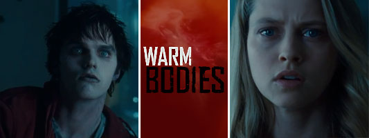 Trailer Review: 'Warm Bodies': Humans Infect Zombies With The ...