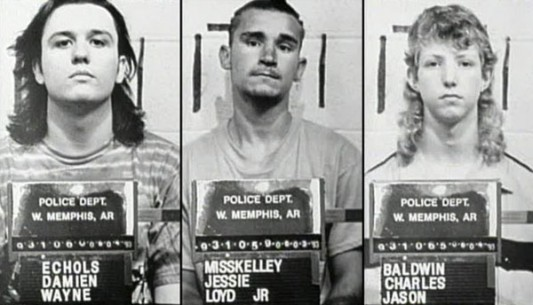 The West Memphis Three MugShots