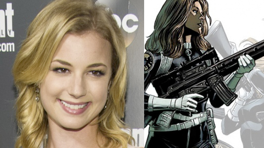 Emily VanCamp In Talks For Lead Role In Captain America: The Winter Soldier
