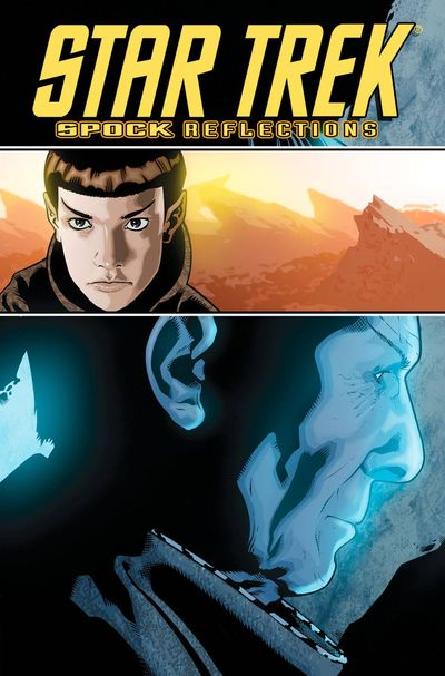 Star Trek: Spock Reflections TPB