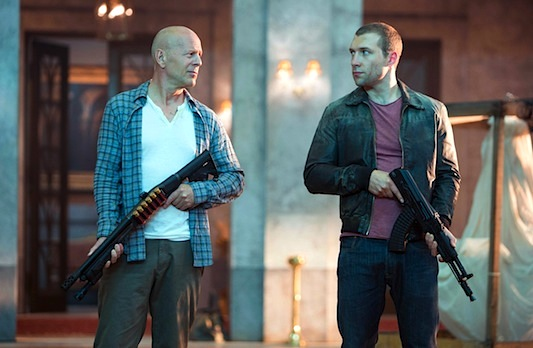 Father and Son: A Good Day to Die Hard
