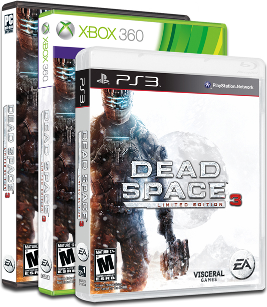 Limited Edition Dead Space 3