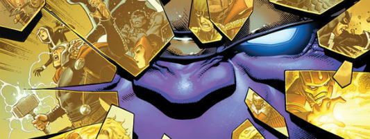 Free Comic Book Day 2013: Infinity banner