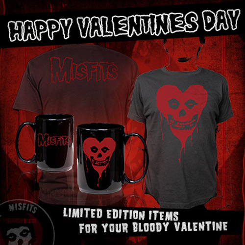 The Misfits Valentine&#039;s Day