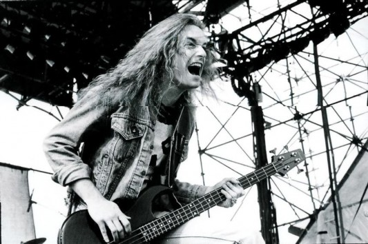 Remembering Metallica's Original Bassist Cliff Burton