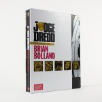 Judge Dredd: The Complete Brian Bolland