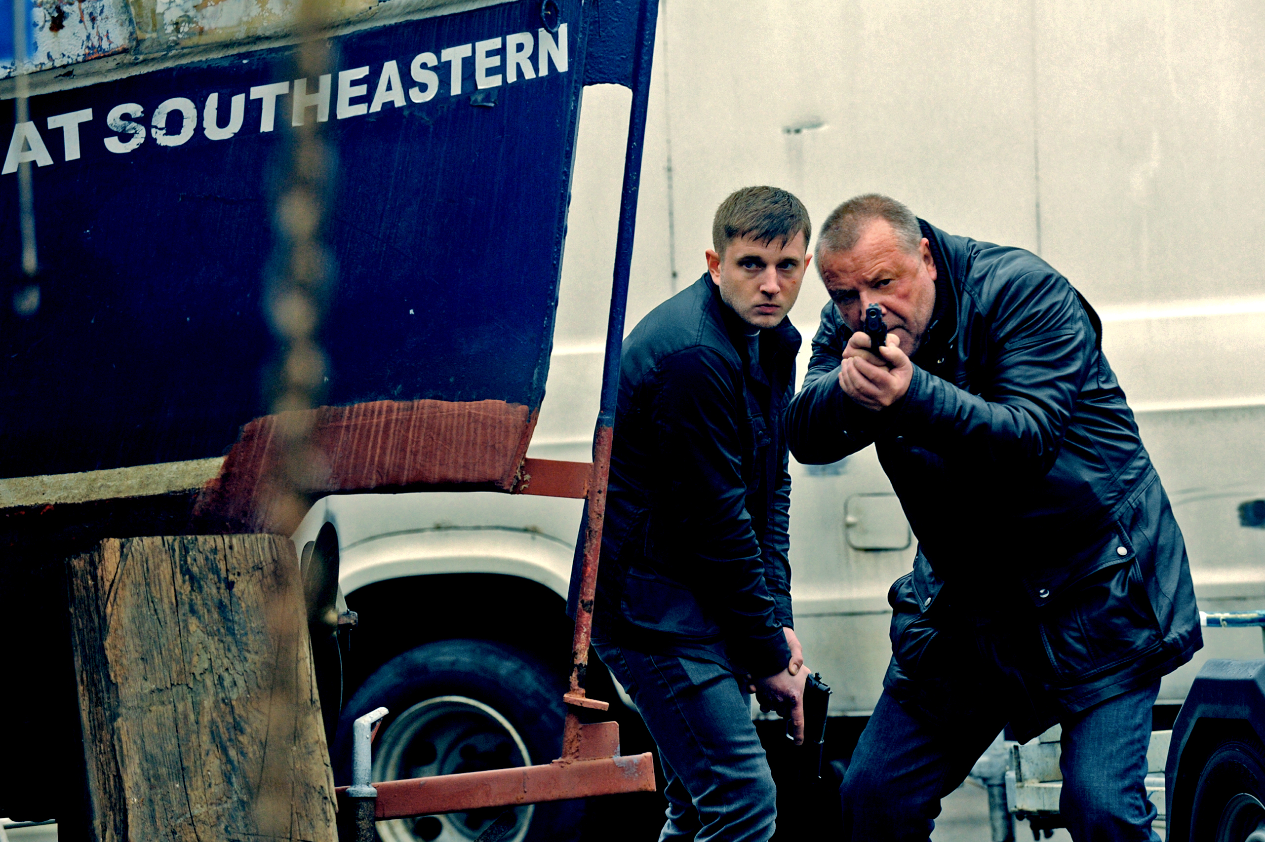 Back to Article: Contest: A Night At 'The Sweeney' On-Demand Prize ...