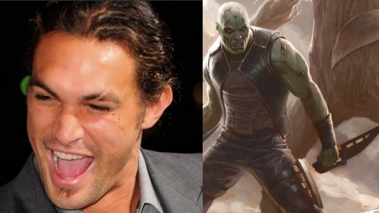Jason Momoa In Talks To Play Drax In Guardians of the Galaxy