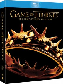 Game of Thrones Season 2 Blu-ray Image
