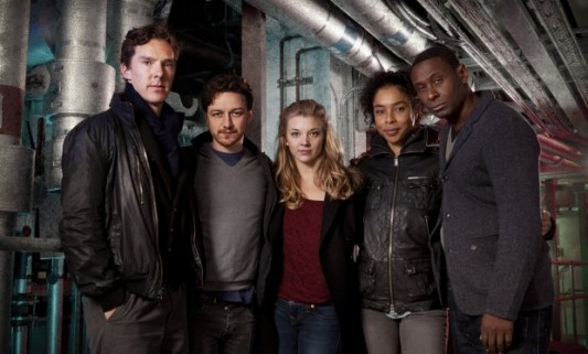 Neil Gaiman Neverwhere cast 
