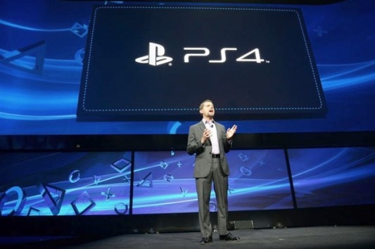 Sony PS4 Announcement