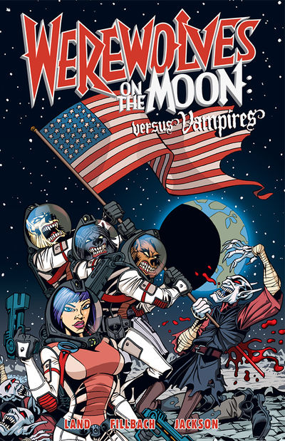 Werewolves on the Moon: Versus Vampires'