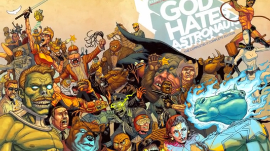 God Hates Astronauts: The Completely Complete Edition Kickstarter