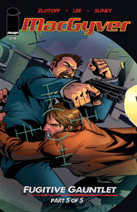 MacGyver: The Fugitive Gauntlet #5
