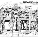 Argo - Lord of Light Jack Kirby concept art