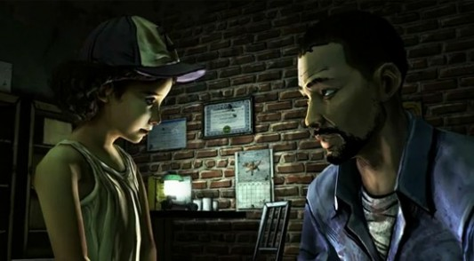 Telltale&#039;s The Walking Dead Image