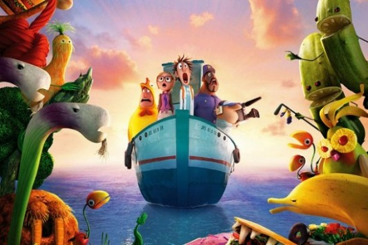 Cloudy with a Chance of Meatballs 2 Header Image