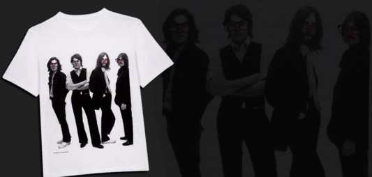 Red Nose Day Beatles t-shirt