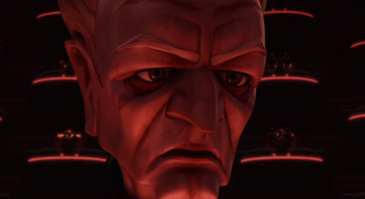 The Clone Wars -- Chancellor Palpatine Image