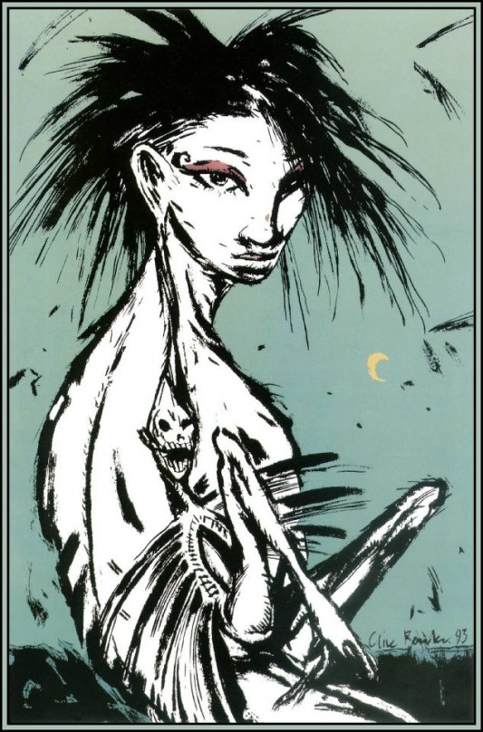 Death Of The Endless - Sandman - By Clive Barker