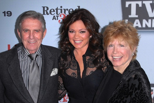 Pat Harrington Jr., Valerie Bertinelli, Bonnie Franklin