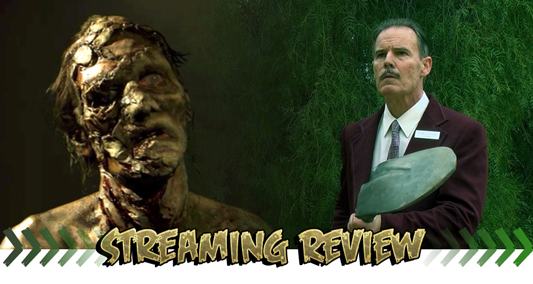 Streaming banner: Night of the Living Dead: Reanimation