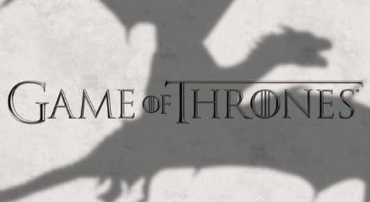 Game of Thrones Dragon Shadow Image