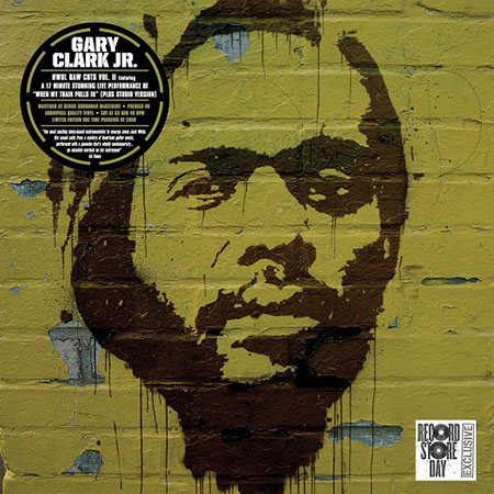Gary Clark, Jr. HWUL Raw Cuts Vol. 2 Record Store Day 2013